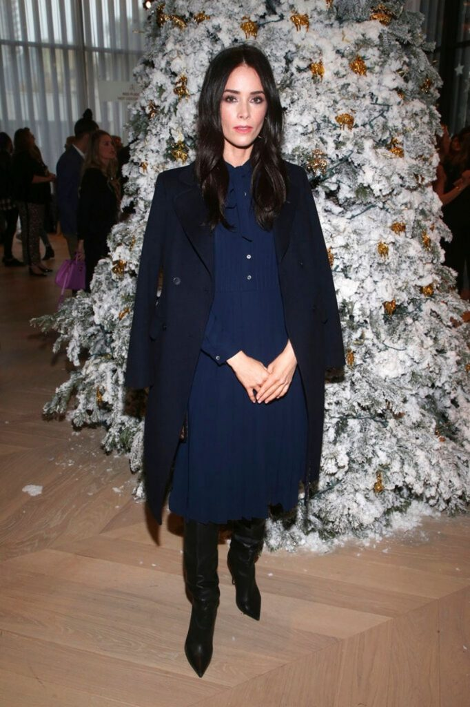 Abigail Spencer – St Jude Children's Hospital Holiday Celebration in West Hollywood
