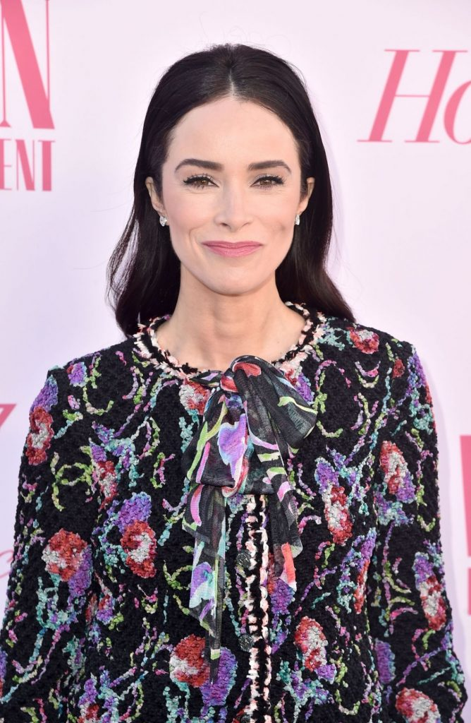 Abigail Spencer THR Power 100 Women in Entertainment December 2019