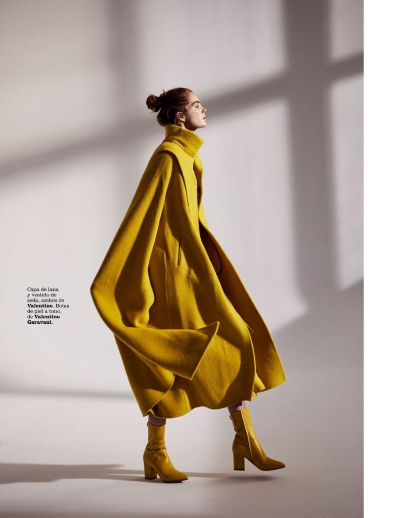 Marie Claire Spain January 2020 Issue: Alexina Graham