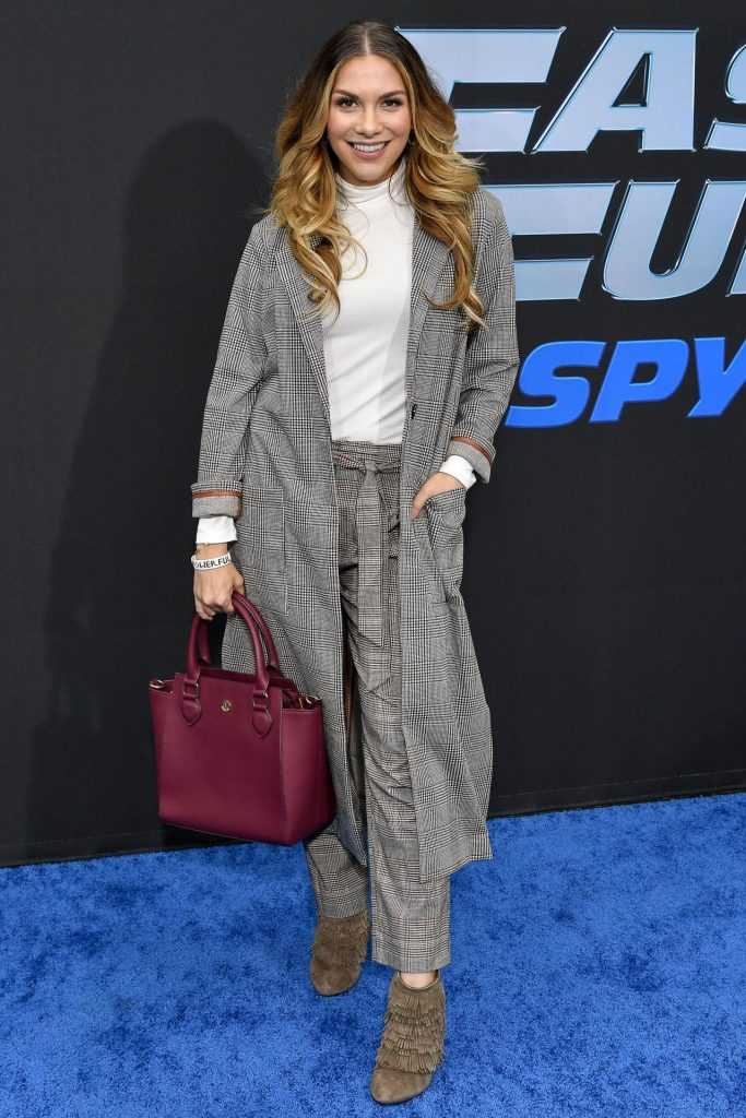 "Allison Holker – ""Fast – Furious- Spy Racers"" TV Show Premiere in LA"