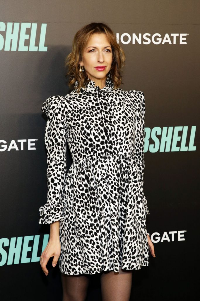 Bombshell Screening in New York City 2019 – Alysia Reiner