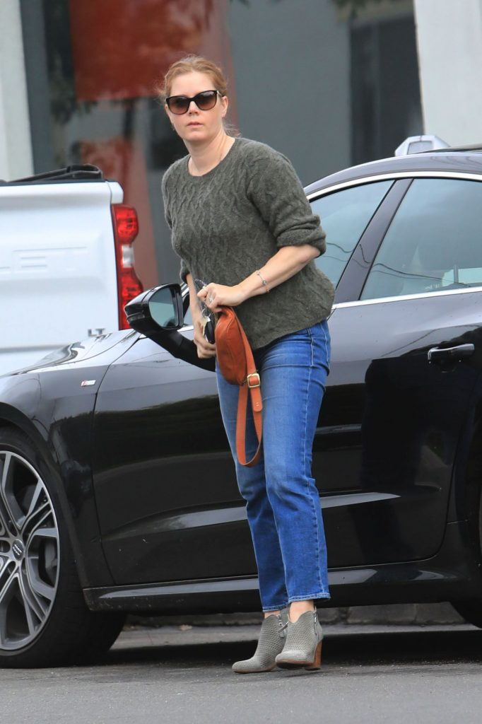 Amy Adams – Out in West Hollywood 12-08-2019