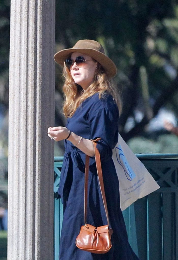 Amy Adams – Shopping in Sant Monica 2019