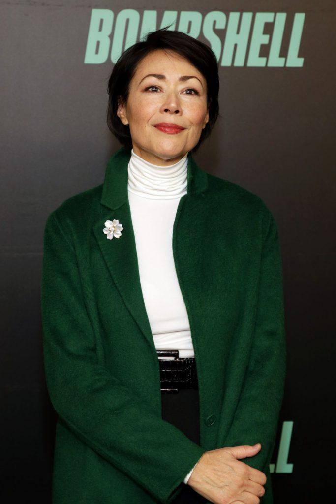"Ann Curry – ""Bombshell"" Screening in New York City"