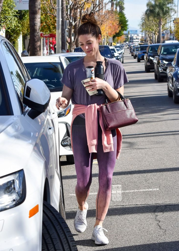 Ashley Greene Is Out in Studio City 7 Photos
