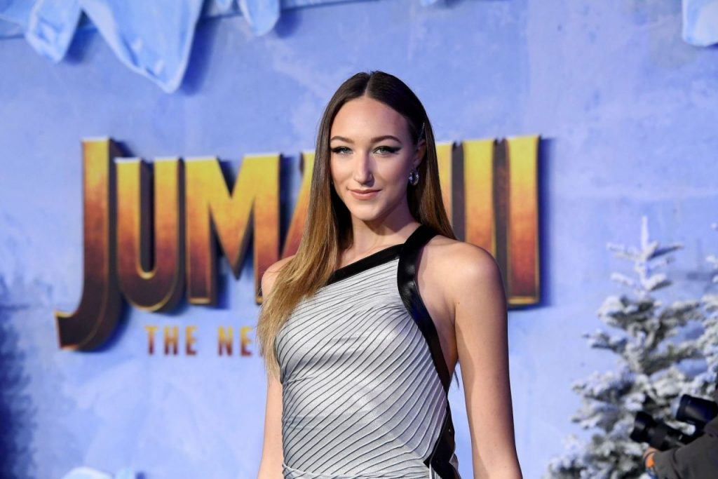 "Ava Michelle – ""Jumanji- The Next Level"" Premiere in Hollywood"