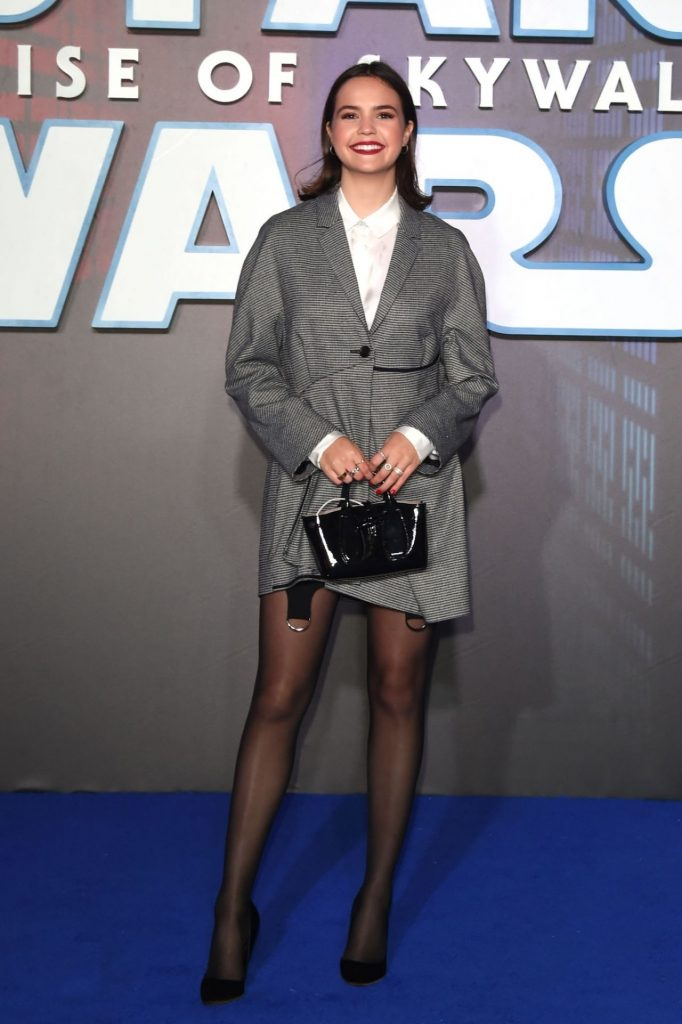 Star Wars The Rise of Skywalker Premiere in London: Bailee Madison