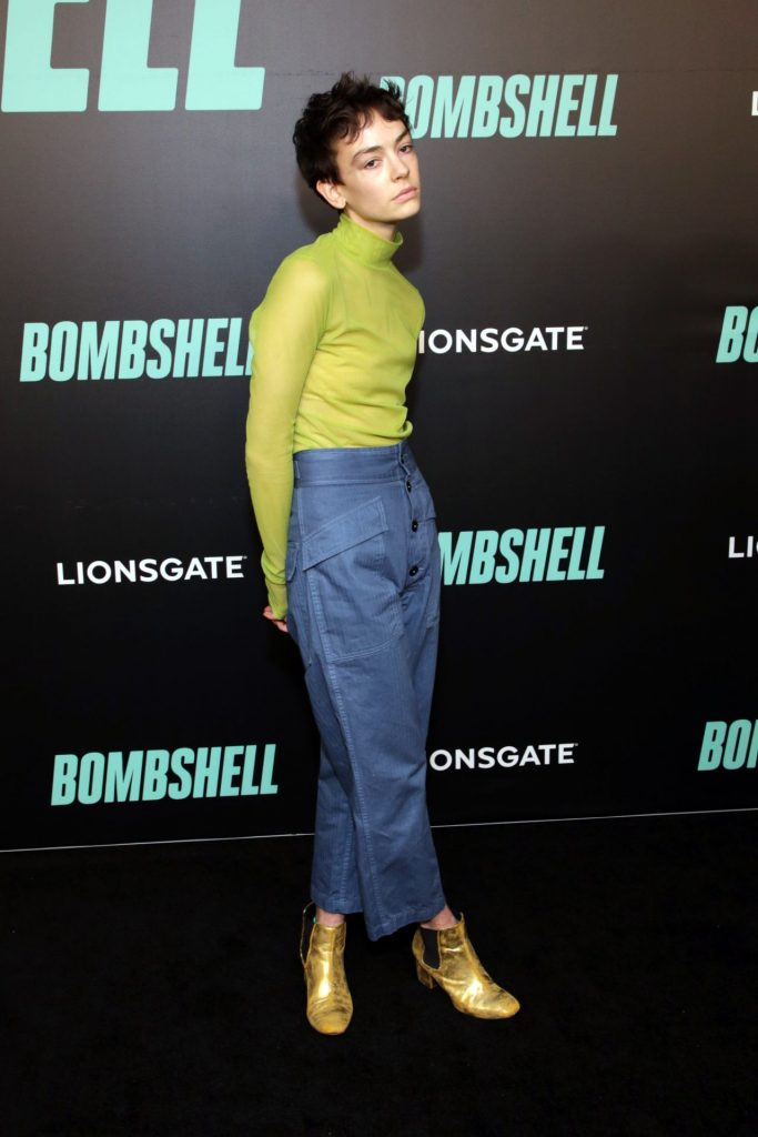Bombshell Screening in New York City: Brigette Lundy-Paine