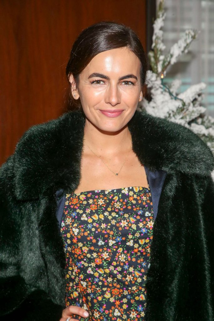 Camilla Belle – Holiday Celebration to Benefit St- Jude in West Hollywood 12-07-2019