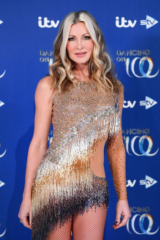 "Caprice Bourret – ""Dancing On Ice"" TV Show- Series 11 Launch Photocall"