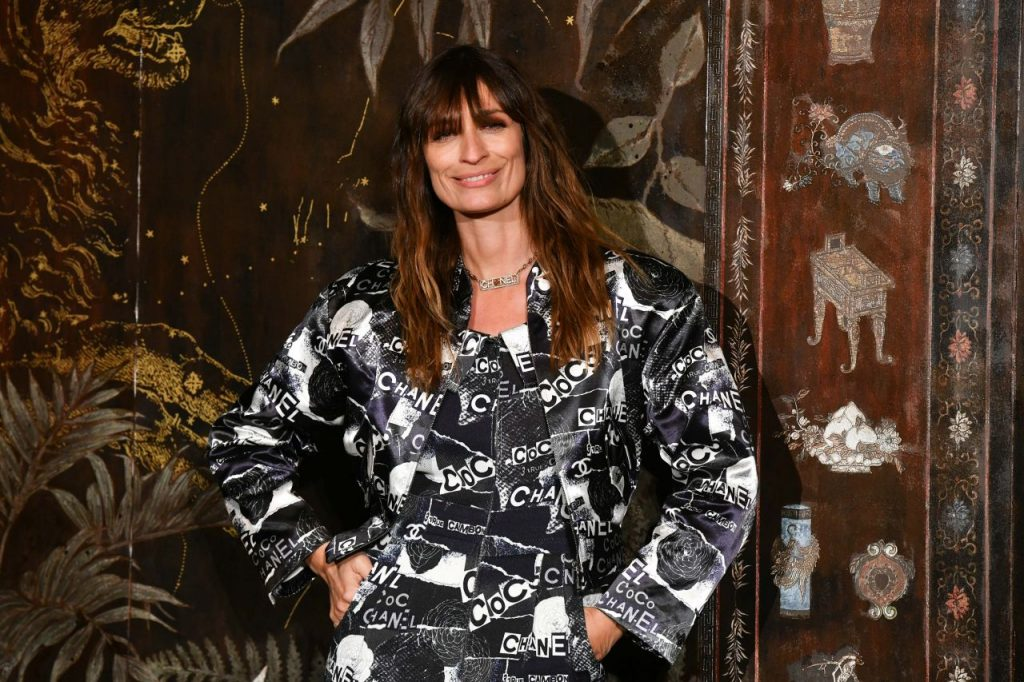Caroline De Maigret – Chanel Metiers D'Art 2019-2020 Show in Paris