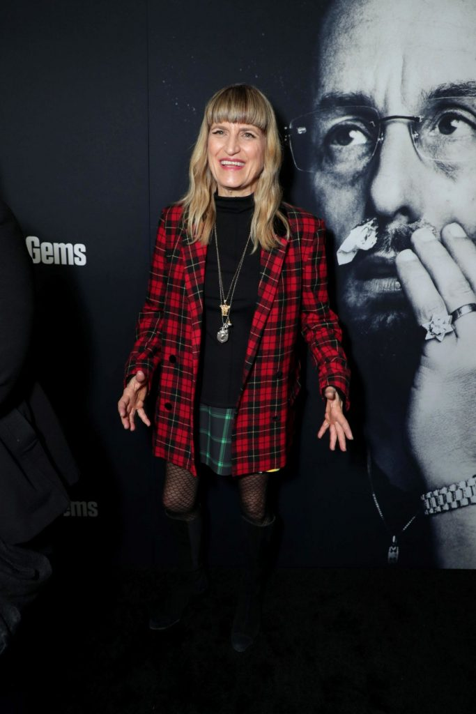 "Catherine Hardwicke – ""Uncut Gems"" Premiere in Hollywood"