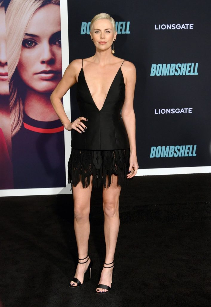 "Charlize Theron – ""Bombshell"" Special Screening in Westwood 2019"