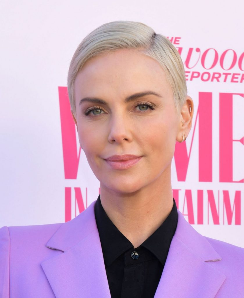 Charlize Theron THR Power 100 Women in Entertainment December 2019
