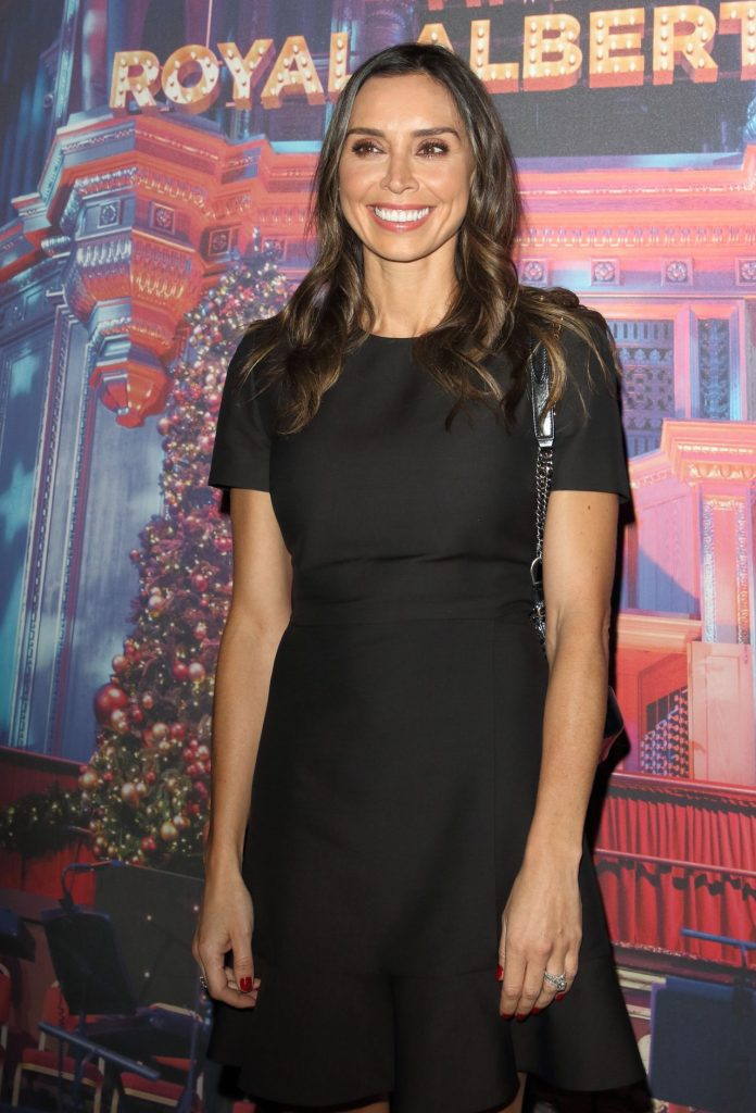 Christine Lampard – Emma Bunton's Christmas Party in London 12-6-2019