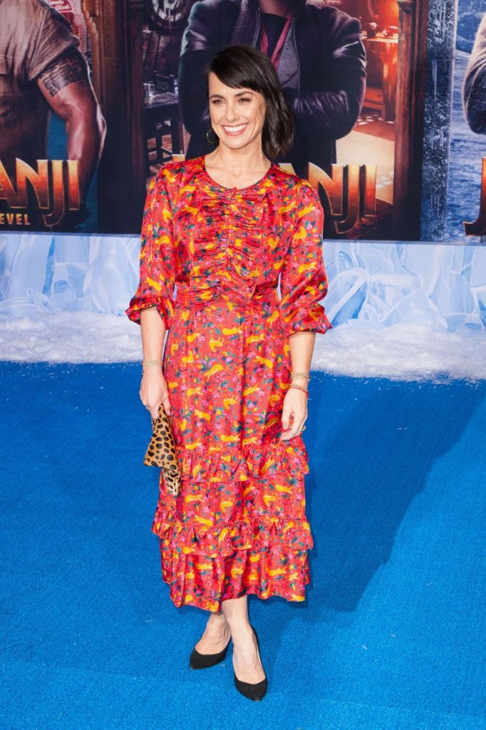 "Constance Zimmer – ""Jumanji- The Next Level"" Premiere in Hollywood"