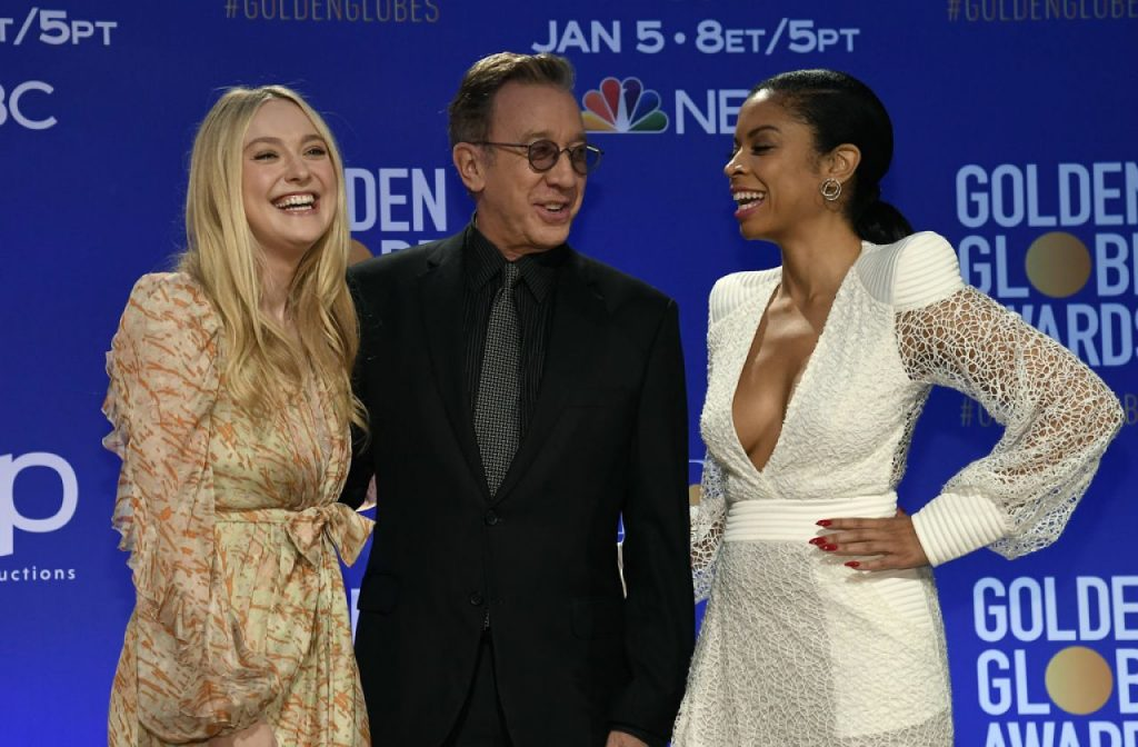 Dakota Fanning – 77th Annual Golden Globe Awards Nominations Announcement
