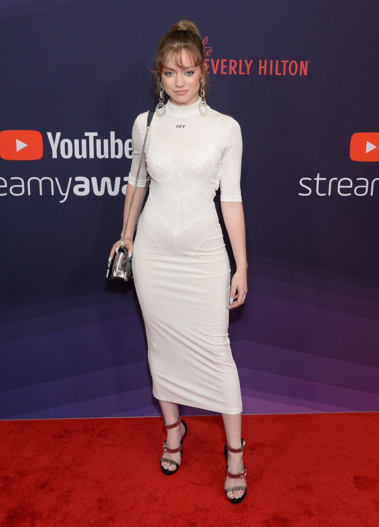Dytto – 9th Annual Streamy Awards in Beverly Hills