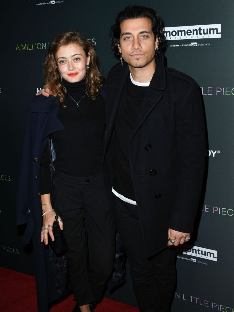 Ella Purnell – -A Million Little Pieces- Special Screening in West Hollywood
