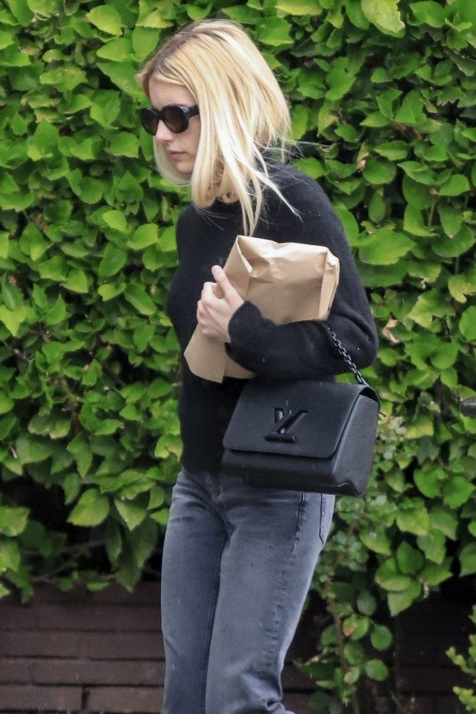 Emma Roberts – Out in Los Angeles 12-06-2019