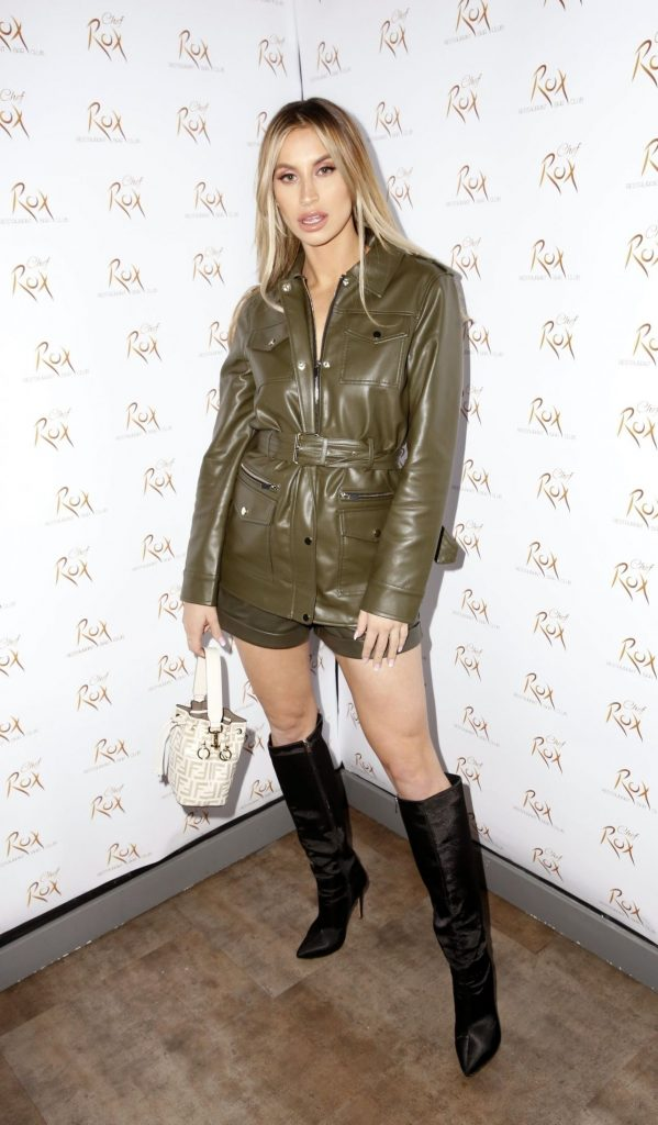 Ferne McCann – Rox Official Launch