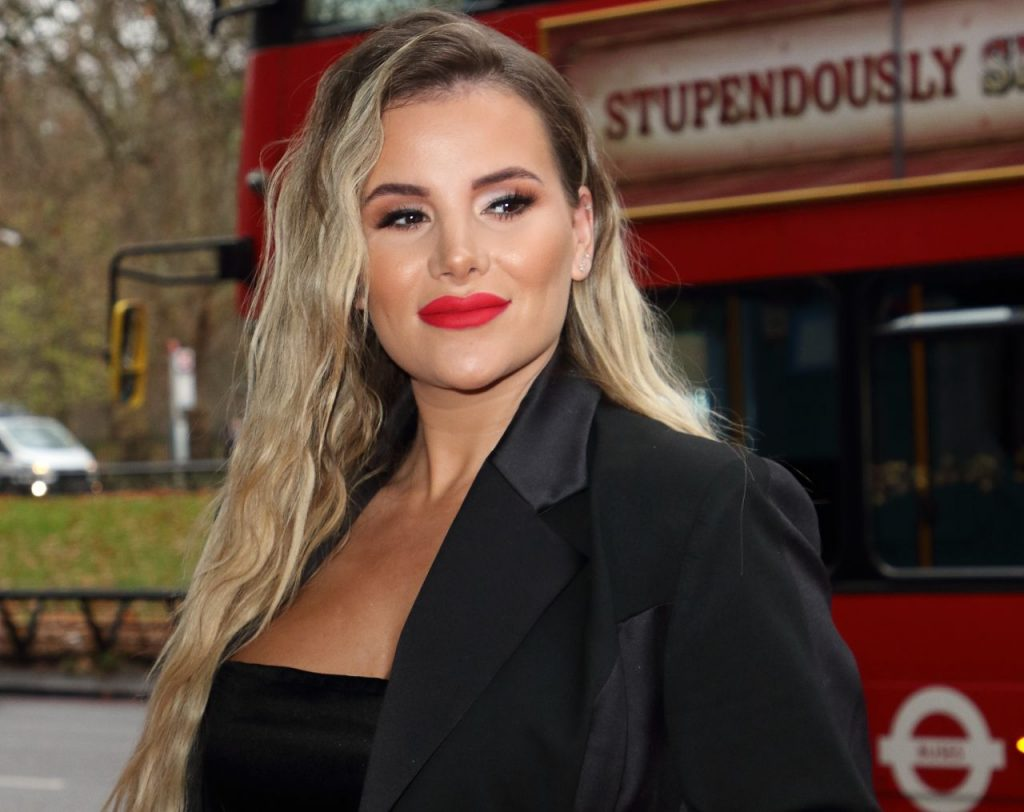Georgia Kousoulou – TRIC Christmas Charity Lunch in London
