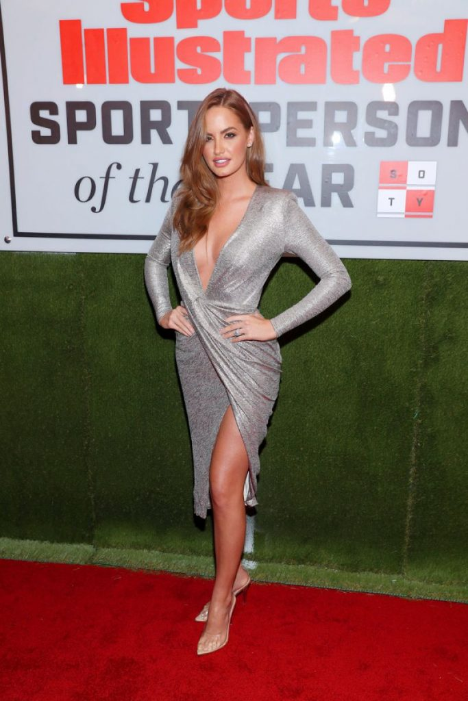 Haley Kalil – SI Sportsperson Of The Year 2019 in NYC