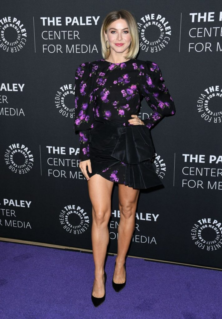 Julianne Hough – The Paley Center For Media Presents- An Evening with Derek Hough and Julianne Hough in Beverly Hills 12-05-2019
