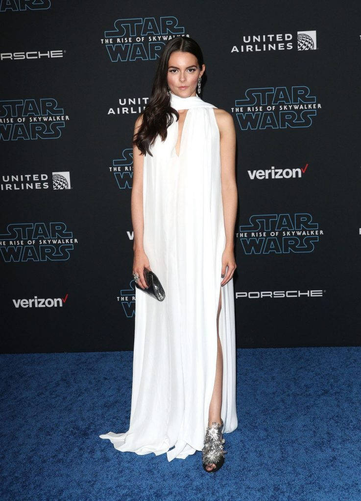 Star Wars The Rise Of Skywalker Premiere in LA: Julieth Restrepo