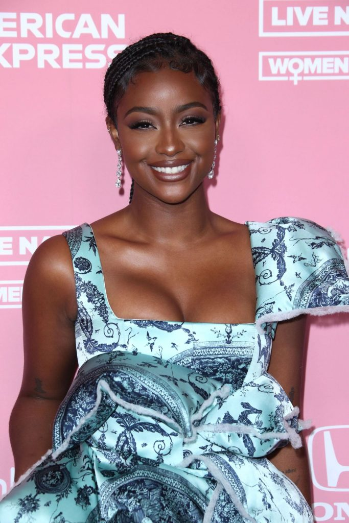 Justine Skye – Billboard Women in Music 2019
