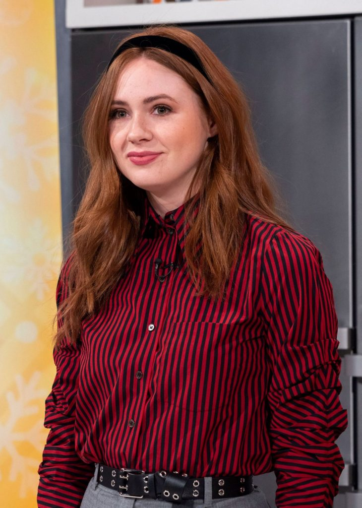 Karen Gillan – Lorraine Show in London 12-06-2019
