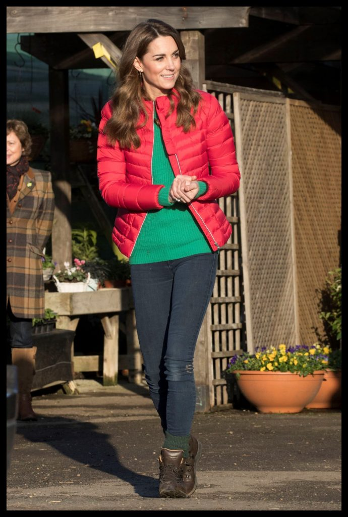 Kate Middleton – Visits Family Action at Peterley Manor Farm in Great Missenden 12-04-2019