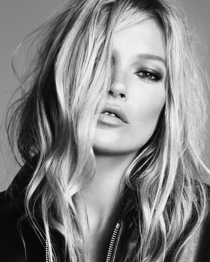 Spring-Summer Campaign 2020: Kate Moss (6 Photos)