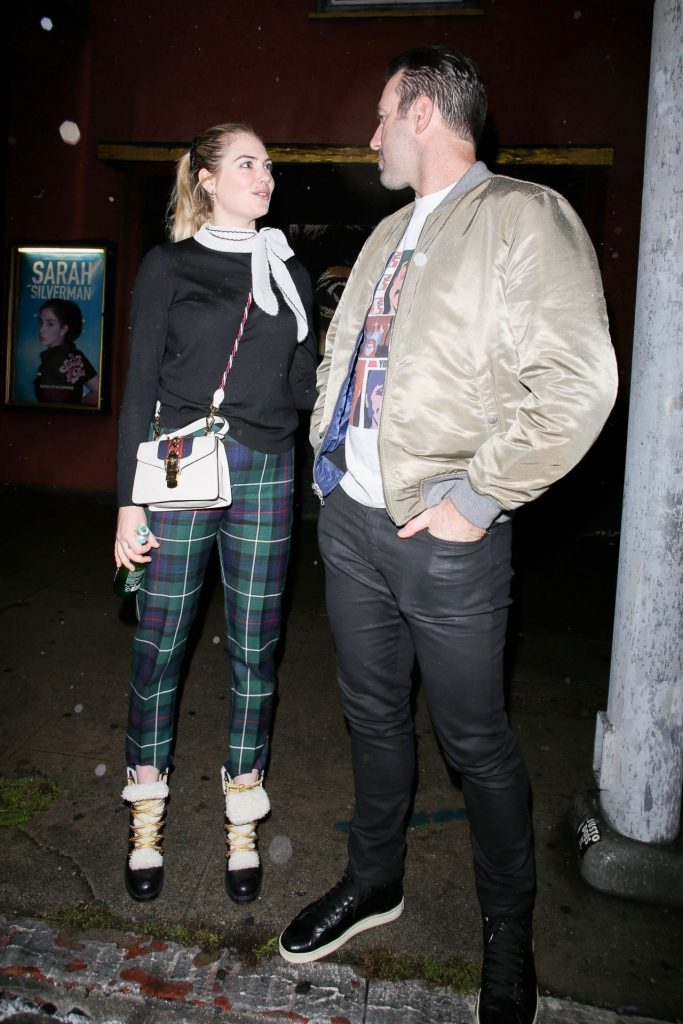 Kate Upton – Leaving Judd Apatow-s Show 12-06-2019