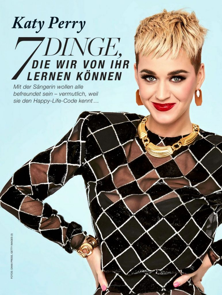 Katy Perry – JOY Germany January 2020 Issue