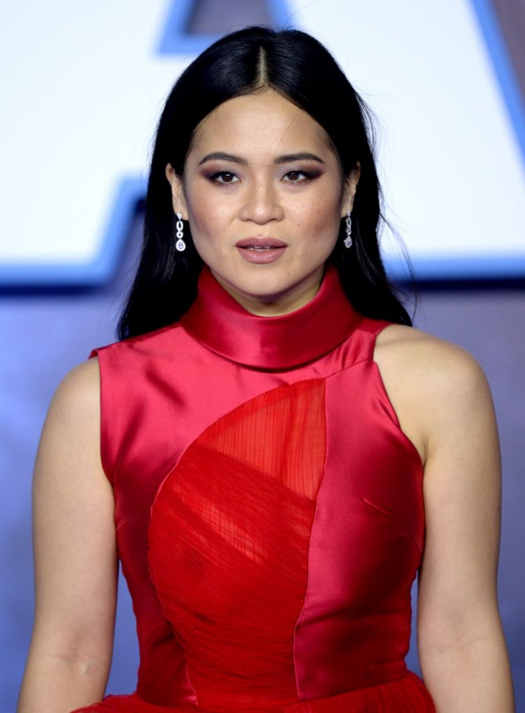 Star Wars The Rise of Skywalker Premiere in London: Kelly Marie Tran