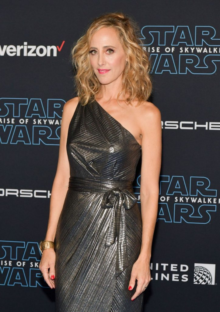 Kim Raver – Star Wars- The Rise Of Skywalker Premiere 2019