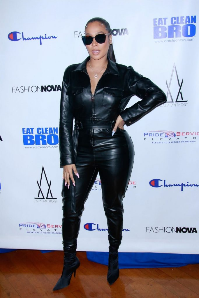 Winter Wonderland Benefiting Girls Inc and The Police Athletic League: La La Anthony