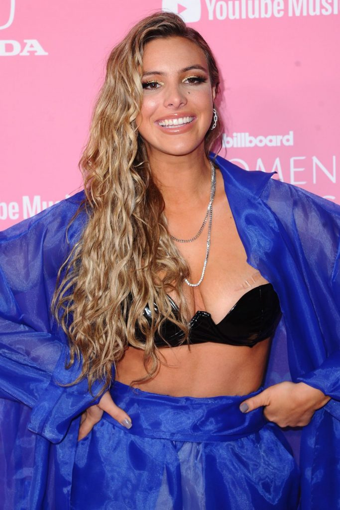 Lele Pons – Billboard Women in Music 2019