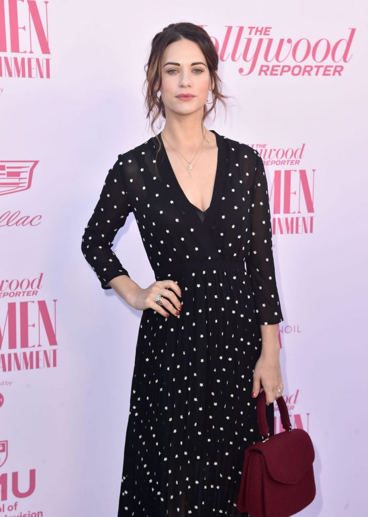 Lyndsy Fonseca THR Power 100 Women in Entertainment
