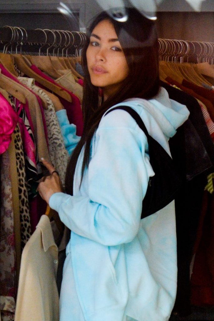 Shopping in Los Angeles: Madison Beer