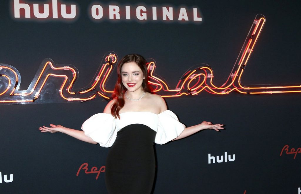 Madison Davenport and Wavyy Jonez – Reprisal- Season 1 Premiere in LA