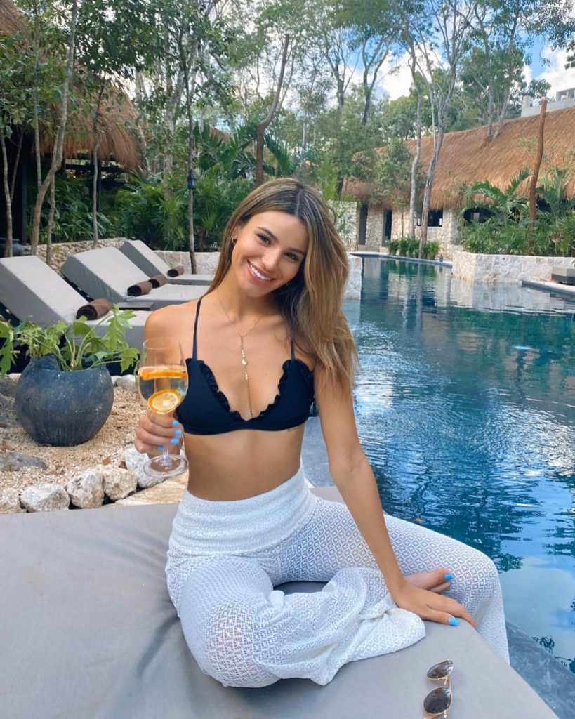 Madison Reed – Personal Photos