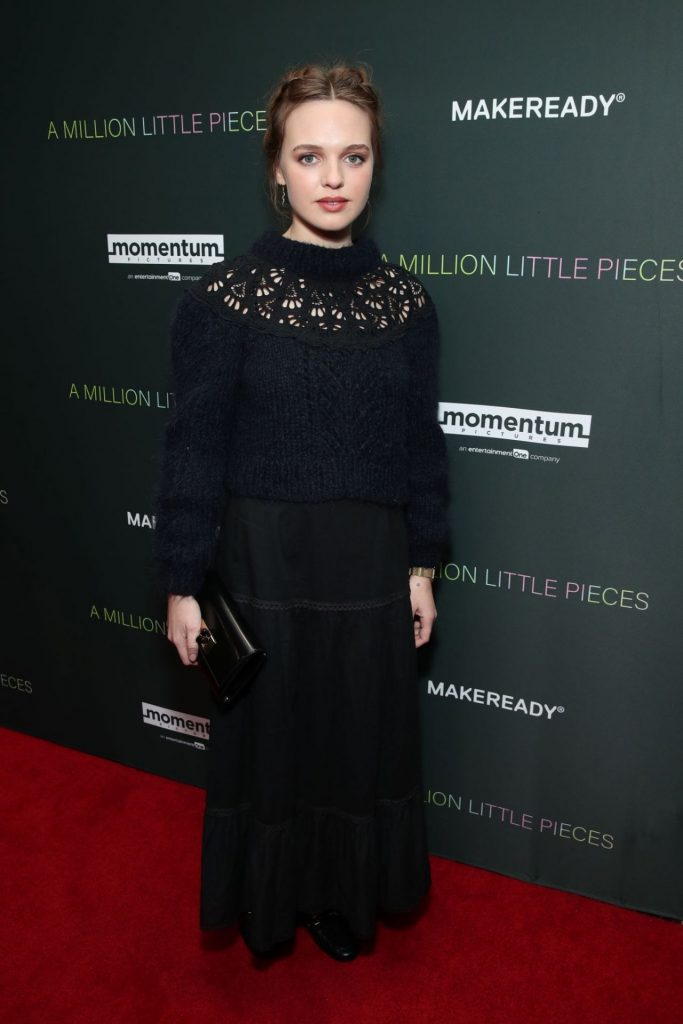 "Odessa Young – ""A Million Little Pieces"" Special Screening in West Hollywood"