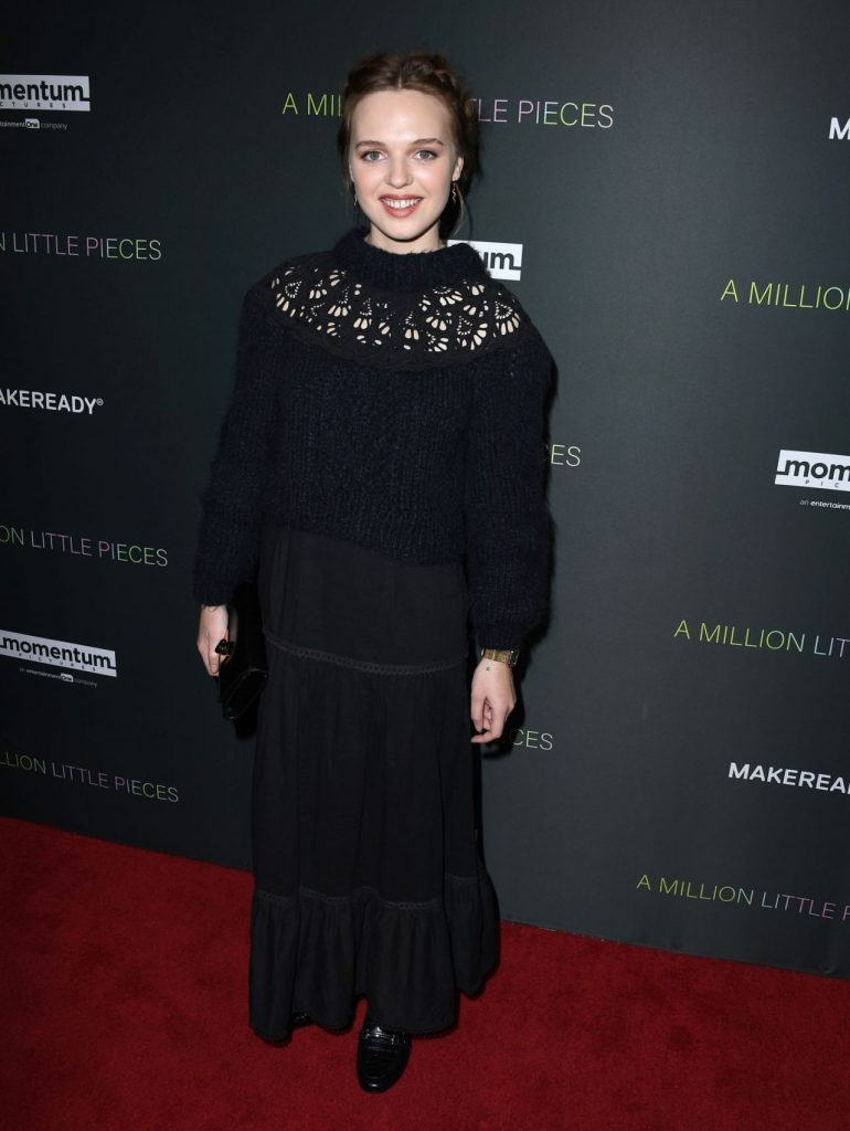 """Odessa Young – """"A Million Little Pieces"""" Special Screening in West Hollywood"""