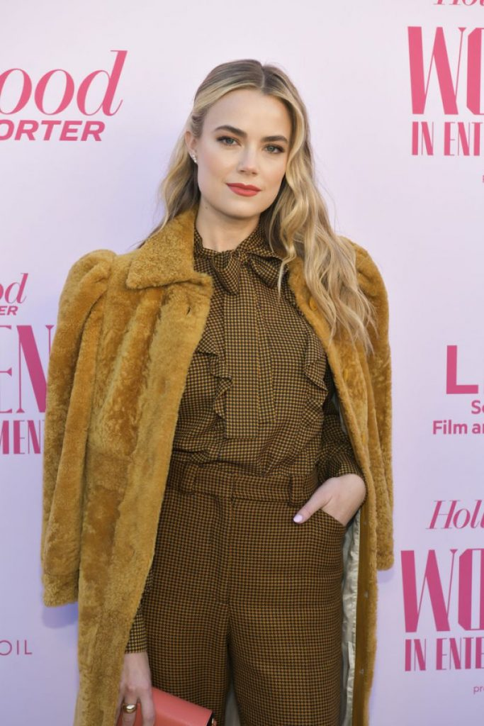 Rebecca Rittenhouse THR Power 100 Women in Entertainment in Hollywood