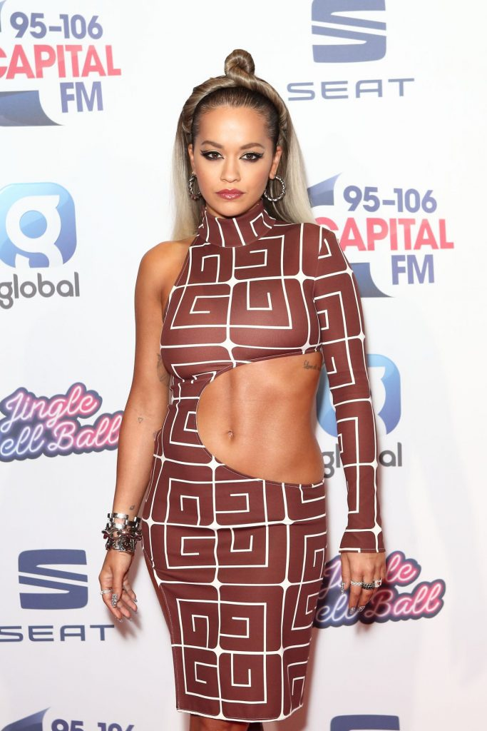 Rita Ora – Capital-s Jingle Bell Ball in London 12-07-2019