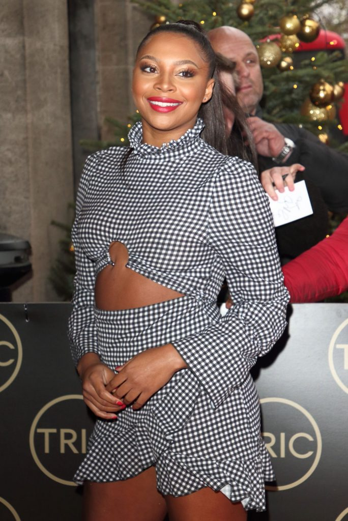 Samira Mighty – TRIC Christmas Charity Lunch in London