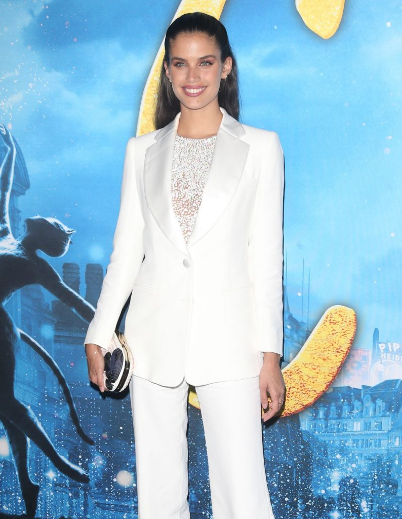 Cats Premiere in NYC: Sara Sampaio 2019