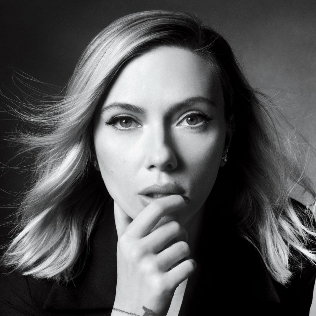 Scarlett Johansson – Photoshoot for Netflix Queue 2019